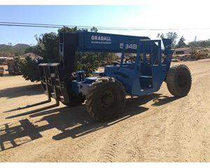 Gradall 534B-8 Telescopic Forklift