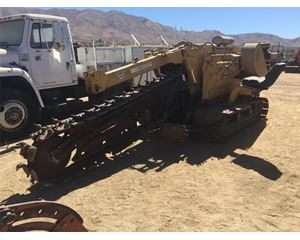 Vermeer T600C Trencher / Boring Machine / Cable Plow