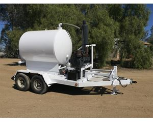 Vacmaster Vacuum Tank Trailer