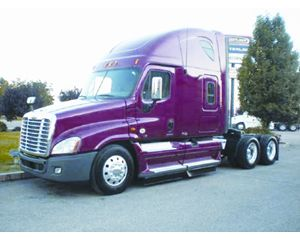 Freightliner CASCADIA Conventional Sleeper