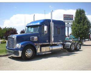 Freightliner Coronado Sleeper Truck