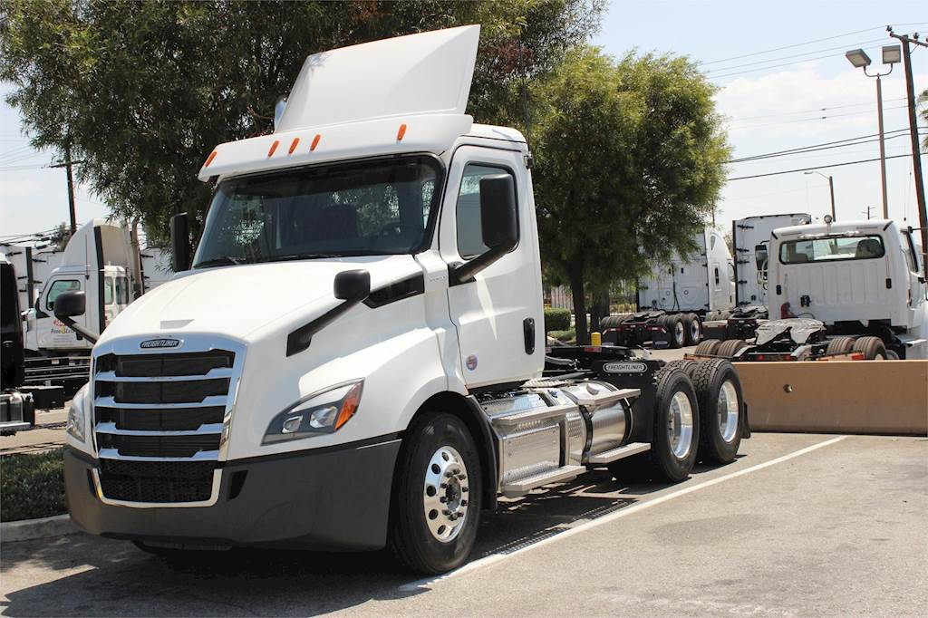 2020 Freightliner CASCADIA 116 Day Cab Truck For Sale | Whittier, CA