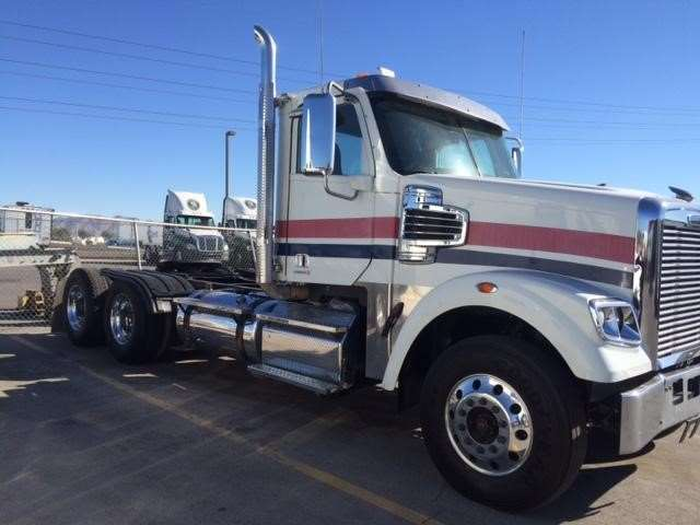2014 freightliner coronado 122 sd day cab truck for sale 571 571 miles north las vegas nv. Black Bedroom Furniture Sets. Home Design Ideas