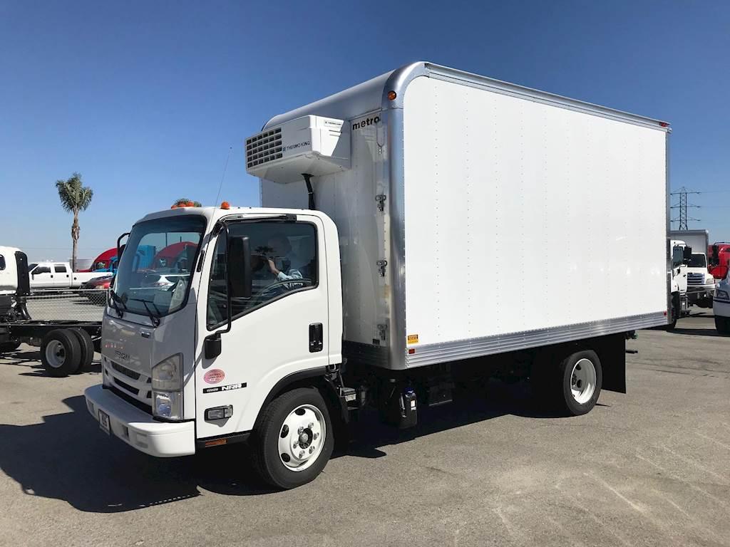 2019 Isuzu NRR Refrigerated Truck For Sale  cb48c0fdd612