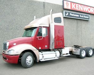 Freightliner CL120 Conventional Sleeper