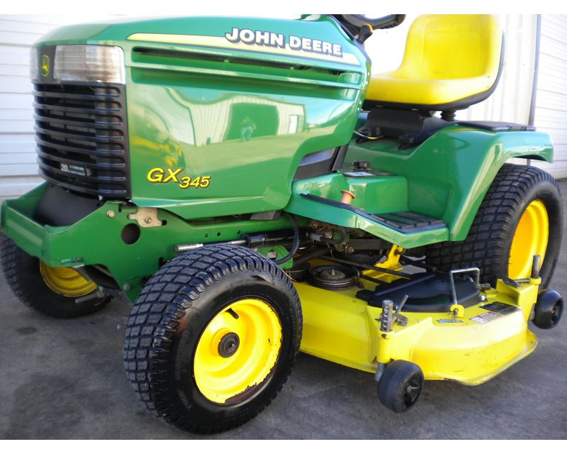 2005 John Deere GX345 For Sale - Carrollton, TX ...