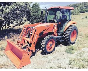 Kubota M6040 Tractors - 40 HP to 99 HP