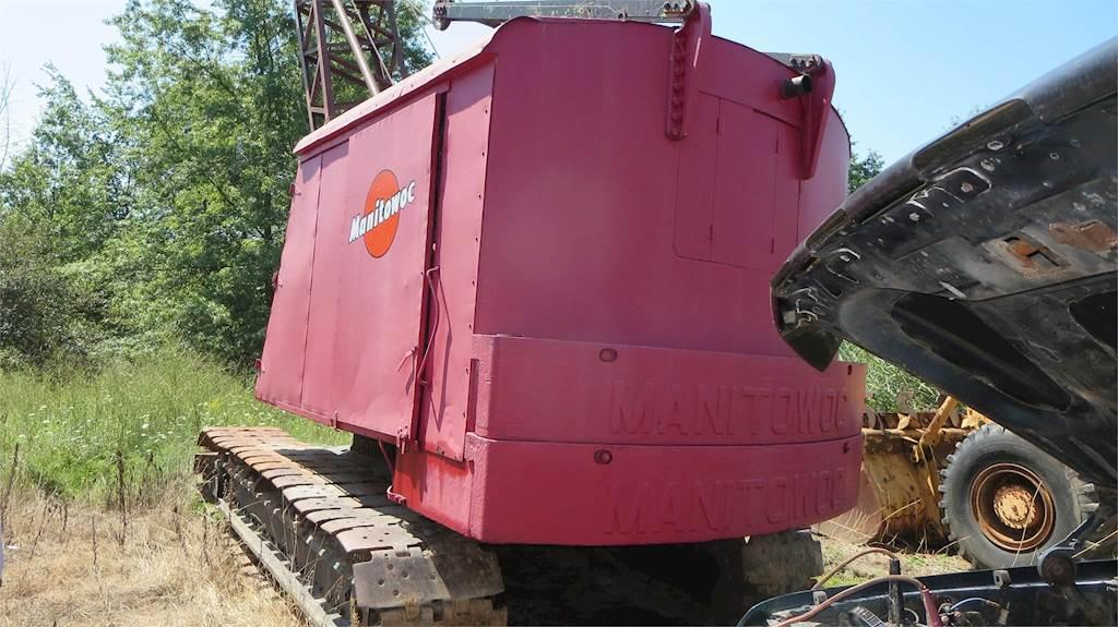 1954 Manitowoc 2000 Crawler Crane For Sale | Holland, MI | CONS |  MyLittleSalesman com