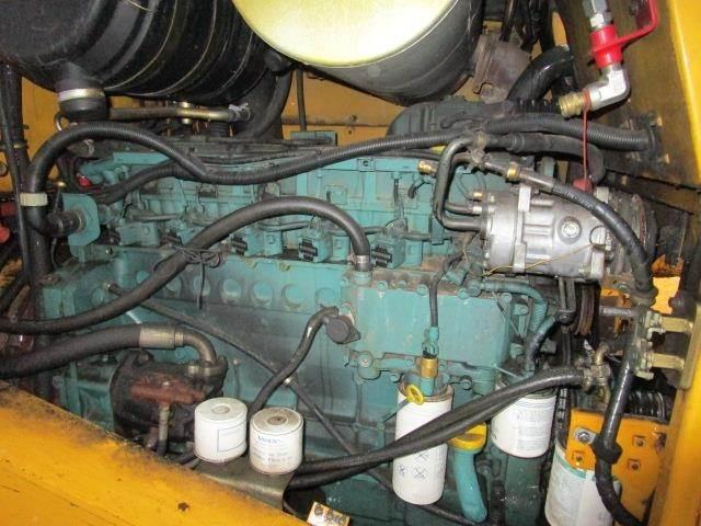 Volvo D7DLAE2 VOLVO L120E Engine For Sale   Holland, MI   17F1115    MyLittleSalesman com