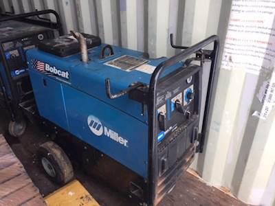2009 Miller BOBCAT 250 Generator Set