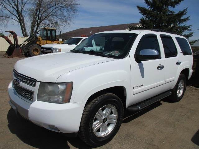 Z71 Tahoe For Sale >> 2008 Chevrolet Tahoe Z71 For Sale 158 000 Miles Holland Mi 16h773a Mylittlesalesman Com