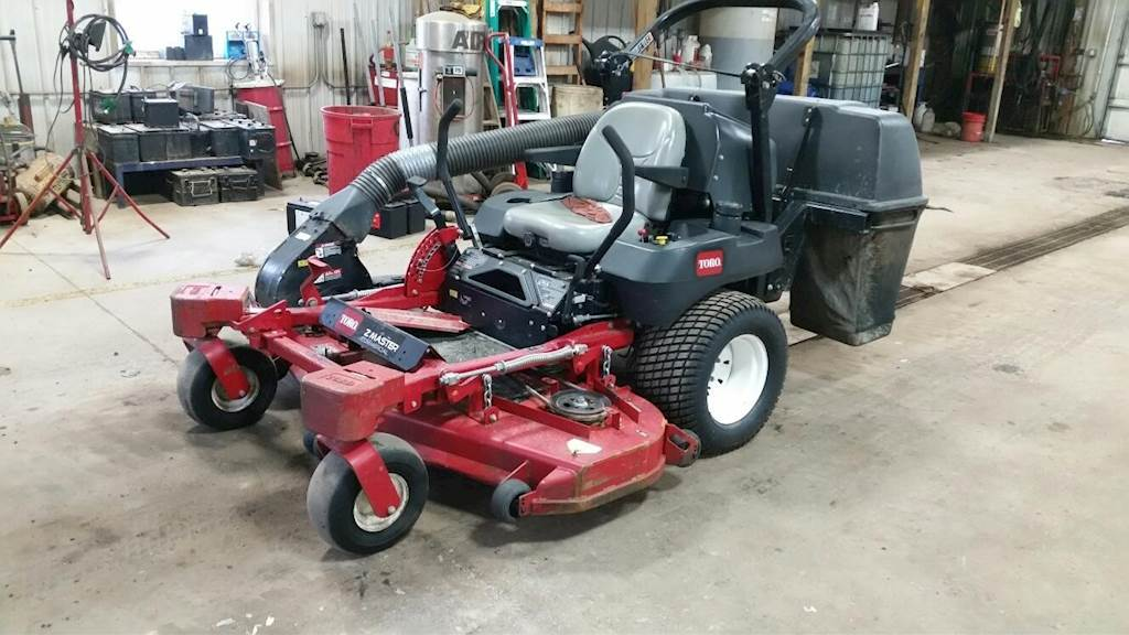 2007 Toro Z MASTER Z560 Zero Turn Mower For Sale | Holland, MI | 9132144 |  MyLittleSalesman com