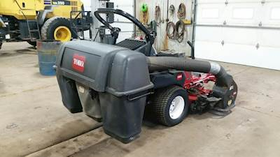 2007 Toro Z MASTER Z560 Zero Turn Mower