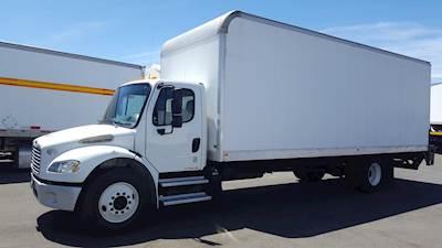 2014 Freightliner M2 106 Box Truck with Supreme 26 FT Box Van