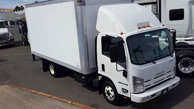 2014 Isuzu NPR Regular cab