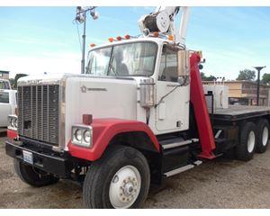 GMC GENERAL Crane Truck