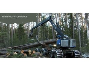 Timber Pro 840 Forwarder