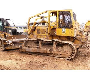 Caterpillar D6C Skidder
