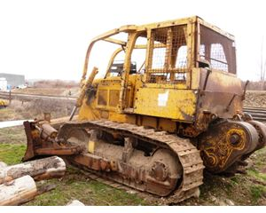 Caterpillar D6D Skidder
