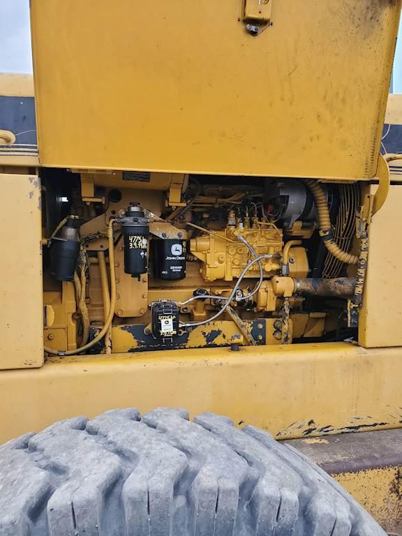 1993 John Deere 770BH Motor Grader