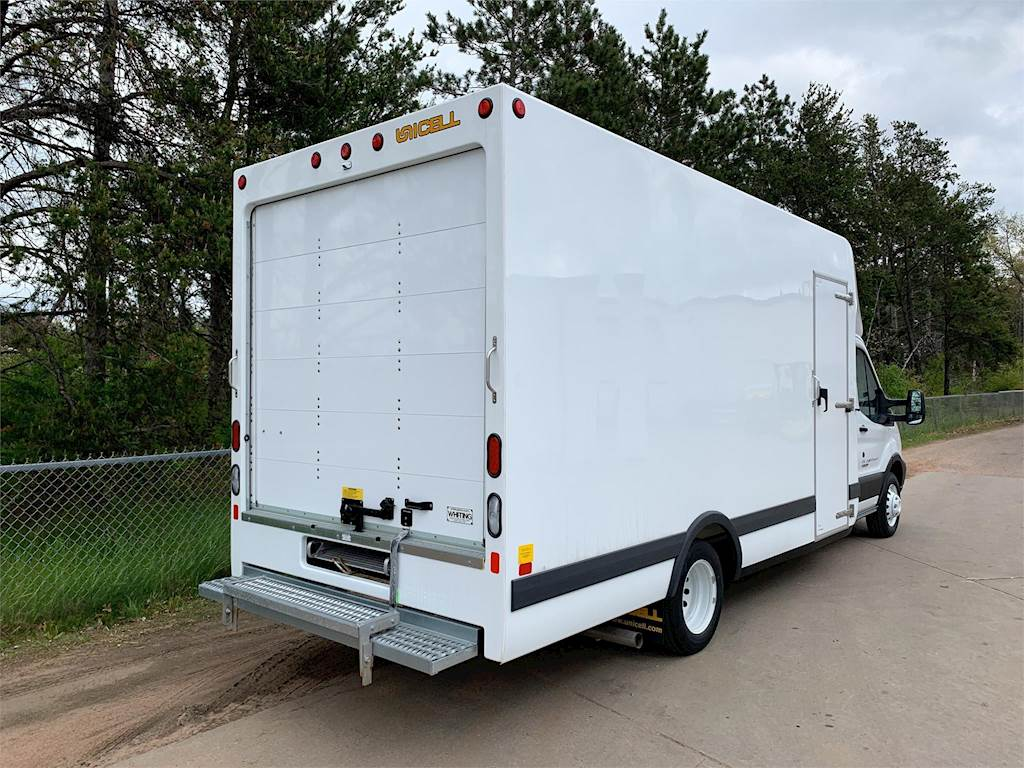2019 Ford Transit Single Axle Box Truck, Automatic For Sale, 1,000 Miles |  Stevens Point, WI | 198173 | MyLittleSalesman com