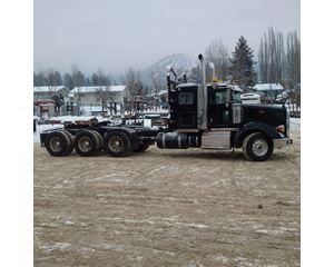 Peterbilt 357 tractor