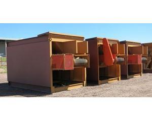 """Conveyor Sales 36"""" Belt Feeder Conveyor / Stacker"""