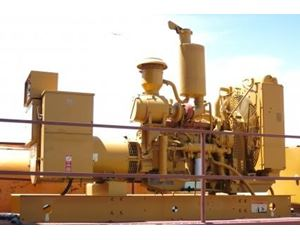 Caterpillar 365 KW Generator Set