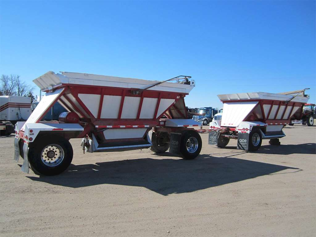 together with Jet Side Dump Wiring Diagram likewise Choosing A Dump Trailer additionally Single Axle Semi Upgraded V1 0 together with 1999 American Bottom Dump Trailer 9012536. on belly dump semi trailers