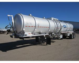 Dragon Crude 407 Crude Oil Tank Trailer