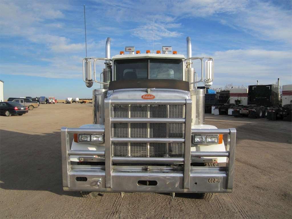 2005 peterbilt 378 day cab truck for sale 536 000 miles sawyer ks 8998885. Black Bedroom Furniture Sets. Home Design Ideas