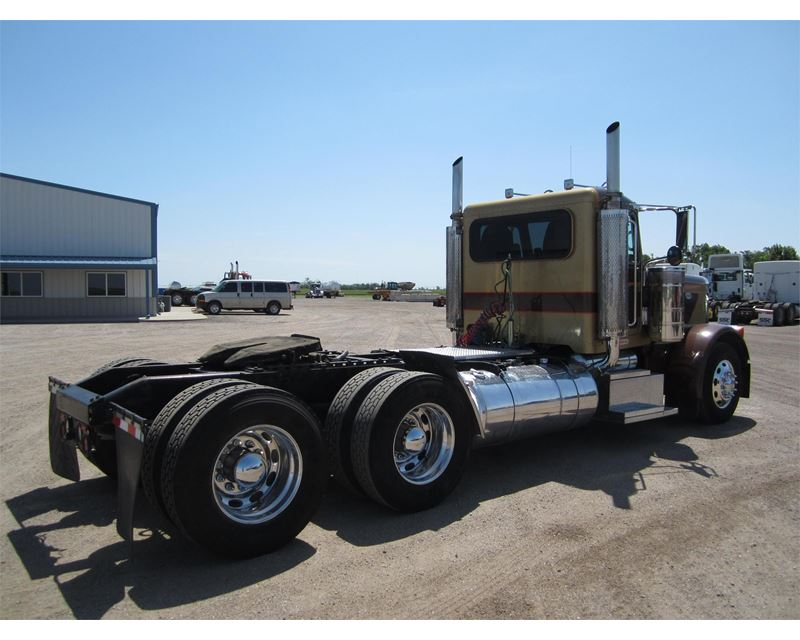 peterbilt 379exhd day cab for sale