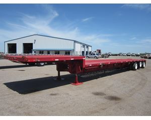 Lufkin Drop Deck Trailer
