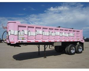 Palmer End Dump Semi Trailer
