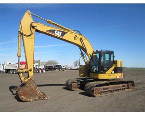 Caterpillar 321C LCR Excavator
