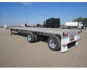 Chaparral Flatbed Trailer