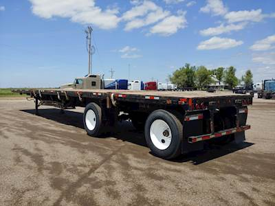 Flatbed Trailers For Sale 53 48 45 And More Mylittlesalesman Com