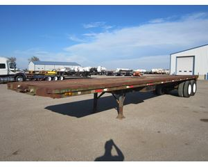Nabors Flatbed Trailer