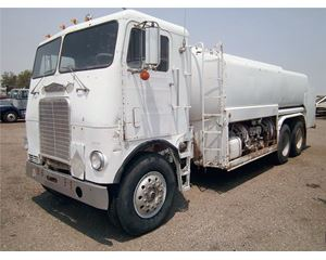 White WG64 Fuel / Lube Truck