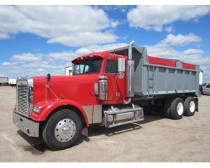 Freightliner FLD132 CLASSIC XL Heavy Duty Dump Truck