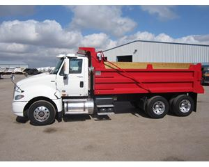 International PROSTAR PREMIUM Heavy Duty Dump Truck