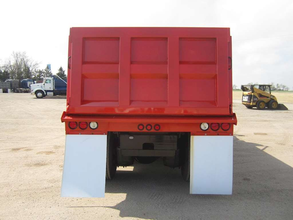 2011 international prostar heavy duty dump truck for sale 167 000 miles sawyer ks 9024. Black Bedroom Furniture Sets. Home Design Ideas