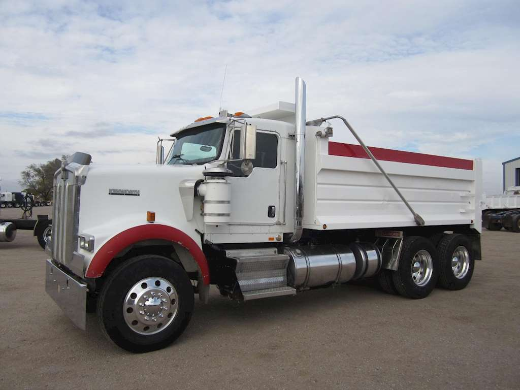 Kenworth W900 Dump Truck For Sale