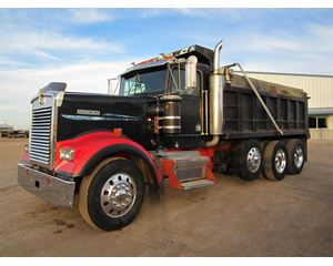 Kenworth W900L Heavy Duty Dump Truck