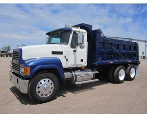 Mack CH613 Heavy Duty Dump Truck