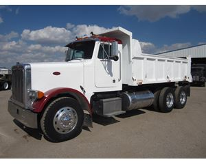 Peterbilt 379 Heavy Duty Dump Truck