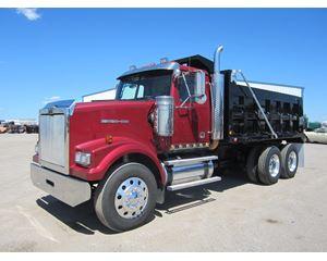 Western Star 4900FX Heavy Duty Dump Truck