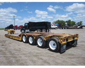 Load King 35 Ton Lowboy Trailer