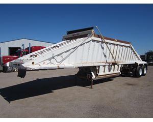 CONST TRLR SPEC Semi-Bottom Dump Trailer