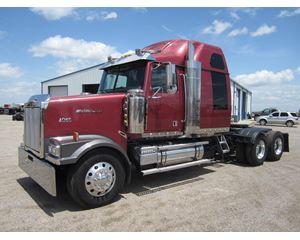 Western Star 4964FX Sleeper Truck